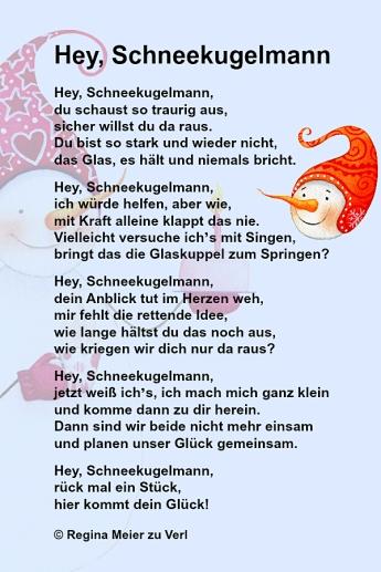 Hey, Schneekugelmann