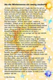 Winterzeit Geschichten Märchen Und Gedichte